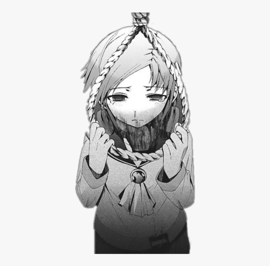 Depressed Sad Anime Girl Transparent Cartoons Depressed Anime Girl Free Transparent Clipart Clipartkey