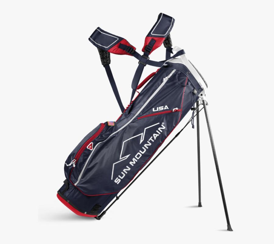 Golf Bag Png - Sun Mountain Golf Bag 2.5 Plus, Transparent Clipart