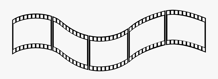 Filmstrip Png Image With - Camera Roll Film Png, Transparent Clipart