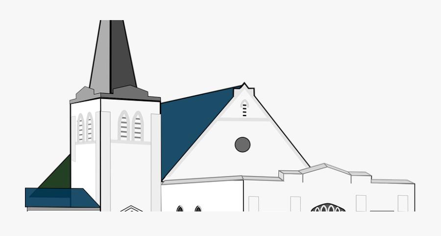 Church Steeple Png Church - Catholic Church Clipart, Transparent Clipart