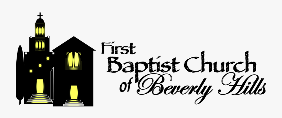 First Baptist Church Of Beverly Hills Icon - First Baptist Church Of Beverly Hills, Transparent Clipart