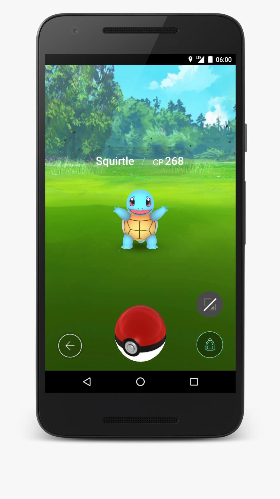 Clip Art Pokemon Go Gear S3 - Pokémon Go Gameplay, Transparent Clipart