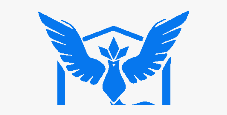 Mystic Symbol Pokemon Go, Transparent Clipart