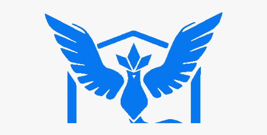 Mystic Symbol Pokemon Go, Transparent Clipart