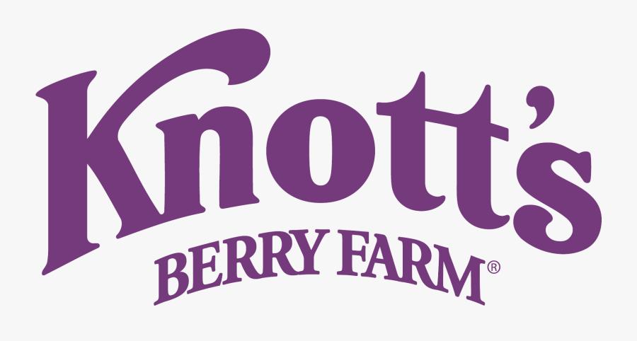 Knott's Berry Farm Logo Png, Transparent Clipart
