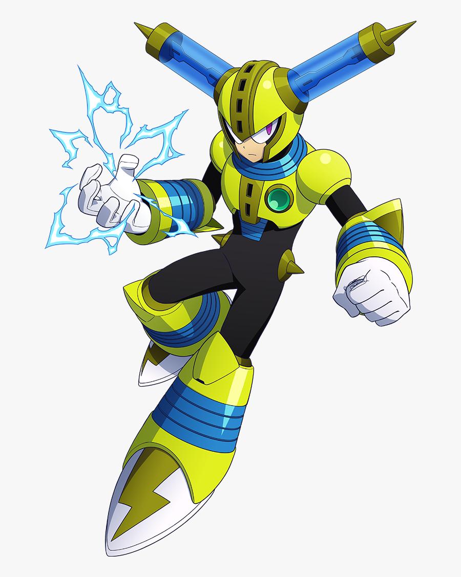 478kib, 726x1048, Fuseman - Mega Man Fuse Man, Transparent Clipart