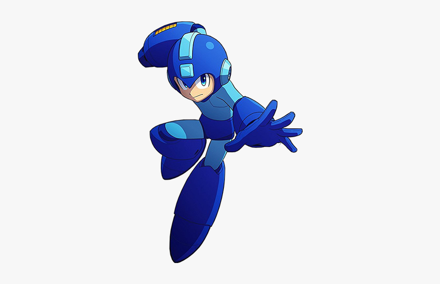 Artwork Mega Man 11, Transparent Clipart