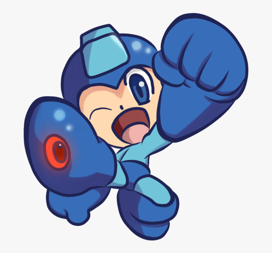 Megaman - Megaman Png, Transparent Clipart
