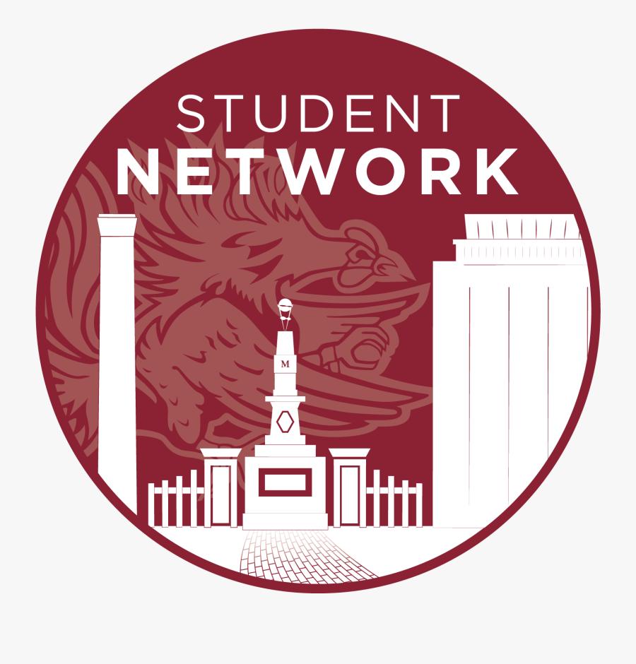 University Of South Carolina Logo Student - South Carolina Gamecocks, Transparent Clipart