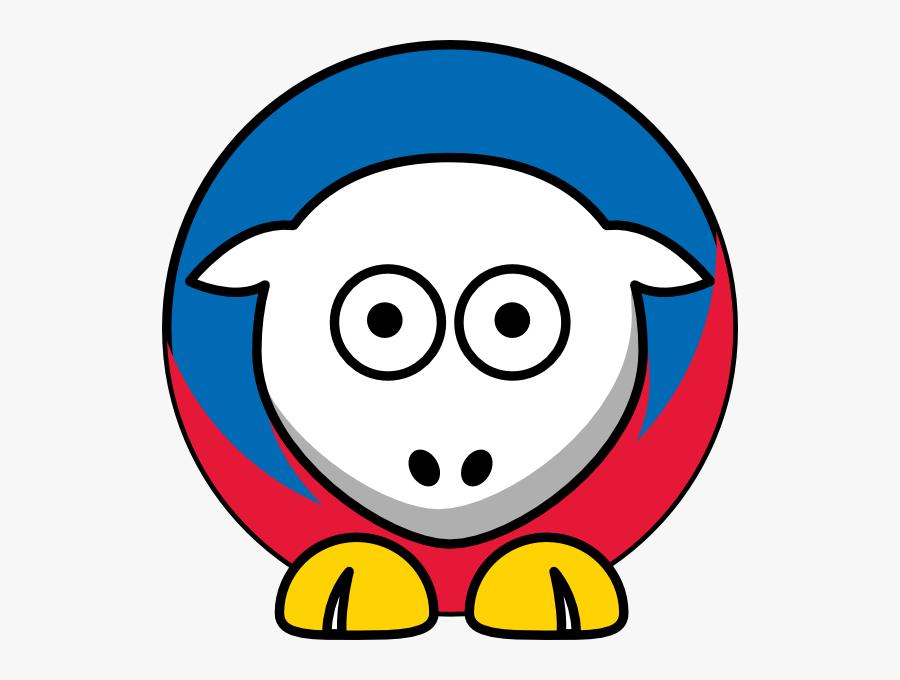 Transparent Sheep Clipart Png - College Football, Transparent Clipart