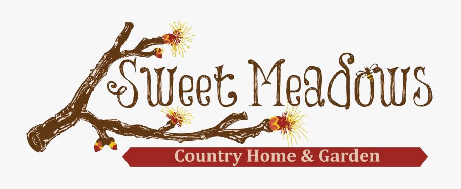 Sweet Meadows Garden - Graphic Design, Transparent Clipart