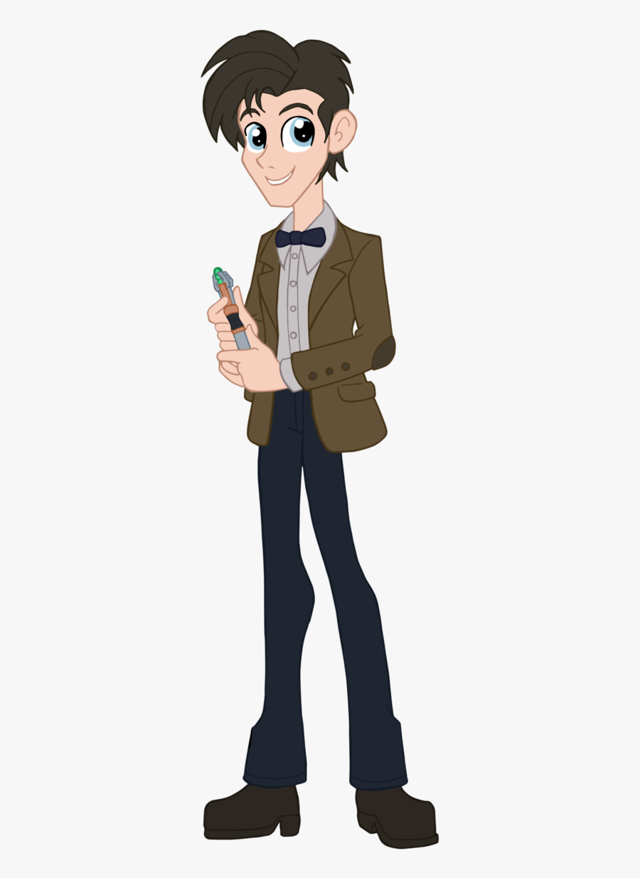 Doctor Who Clipart 11th - Equestria Girls 11th Doctor, Transparent Clipart