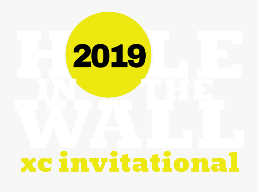 Hole In The Wall Logo - Hole In The Wall 2019 Invitational, Transparent Clipart