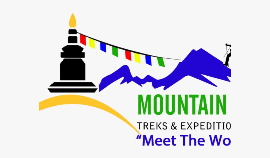 Peak Clipart Trekking - Graphic Design, Transparent Clipart