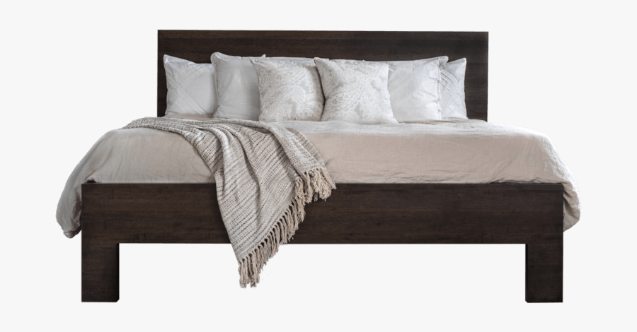 Handcrafted Customized Bedroom Furniture - Bed Frame, Transparent Clipart