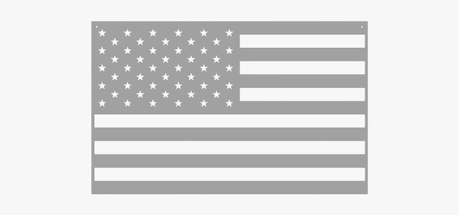 """American Flag Metal Sign """"  Class=""""lazyload Lazyload - Flag Of The United States, Transparent Clipart"""