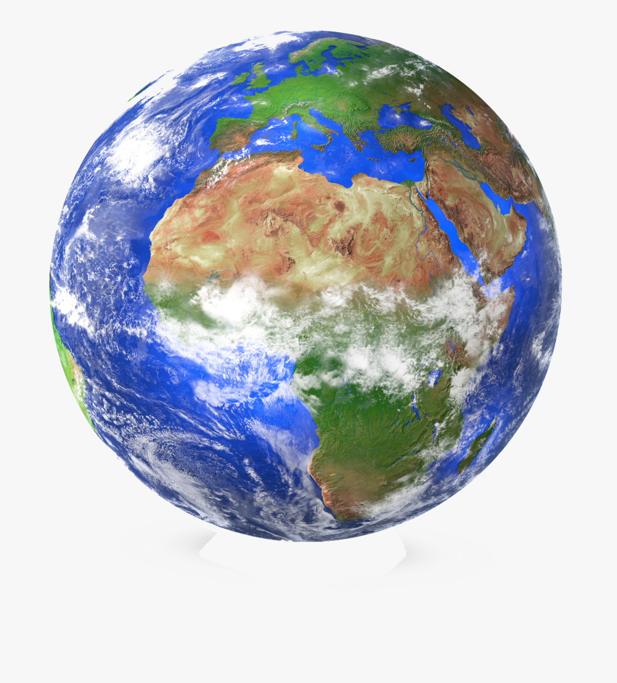 Earth, Planet, White Png Image With Transparent Background - Planet Earth Transparent Background, Transparent Clipart