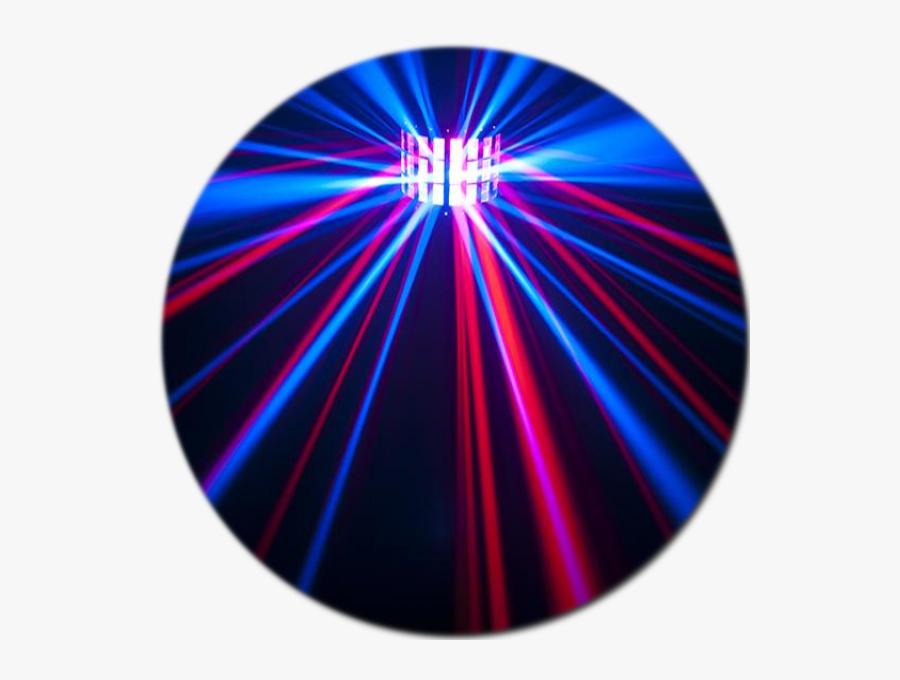 Special Effects Lighting - Dj Lights Mini Kinta, Transparent Clipart