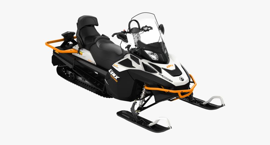 Lynx Ski Doo Snowmobile Motorcycle All Terrain Vehicle - Lynx 69 Ranger Alpine 1200 4 Tec, Transparent Clipart