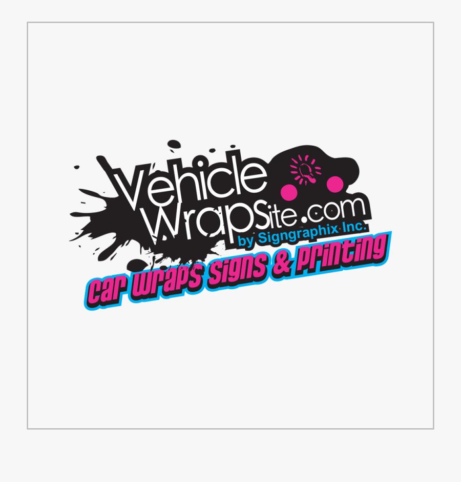 Vehicle Wraps - Graphic Design, Transparent Clipart