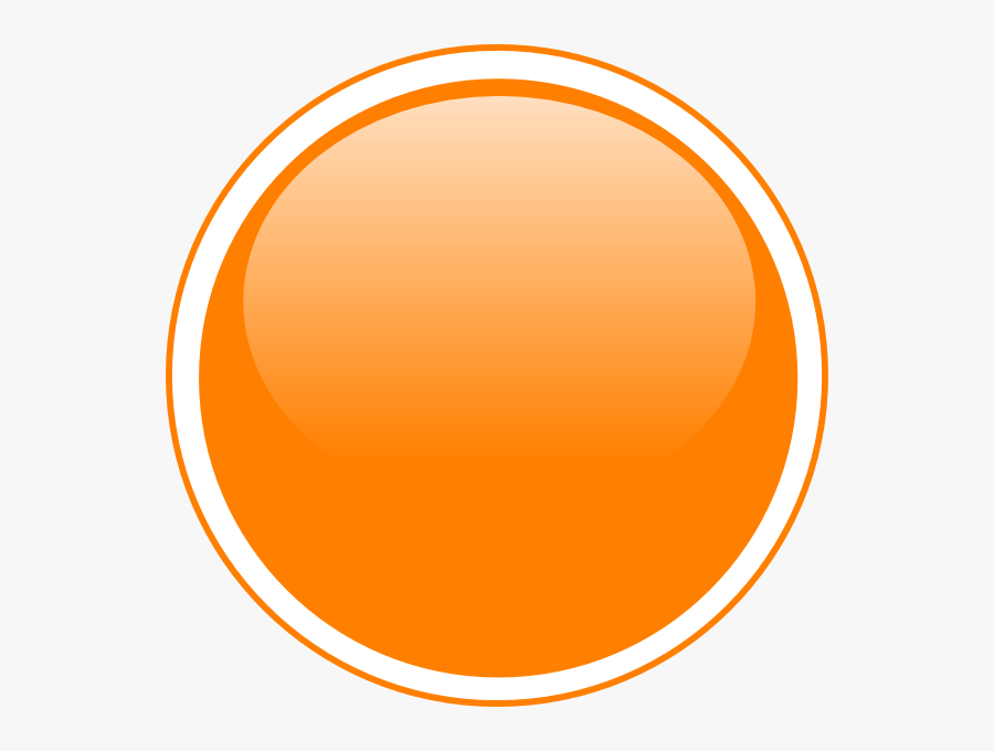 Orange Circle Logo Png, Transparent Clipart