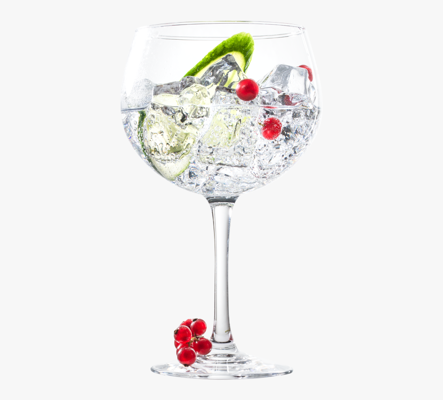 Spree Berlin Dry Tonic - Wine Glass, Transparent Clipart