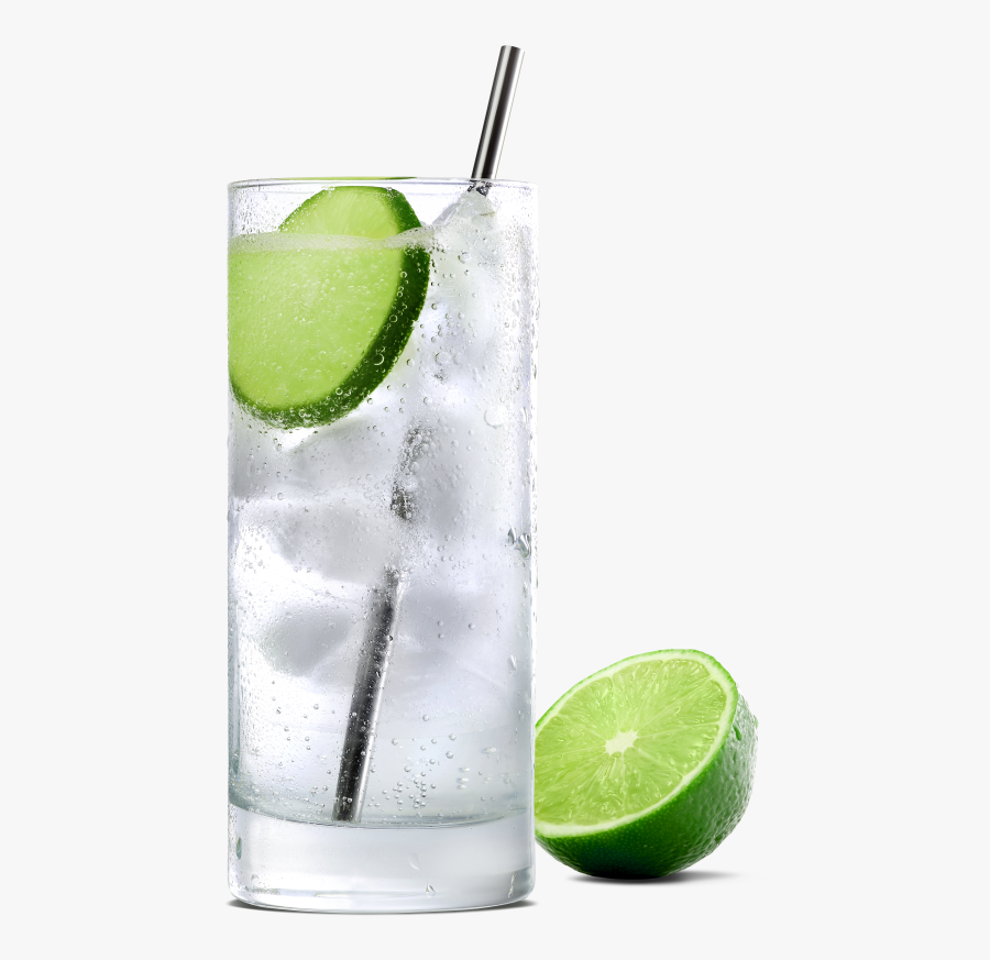 Vodka And Tonic, Transparent Clipart