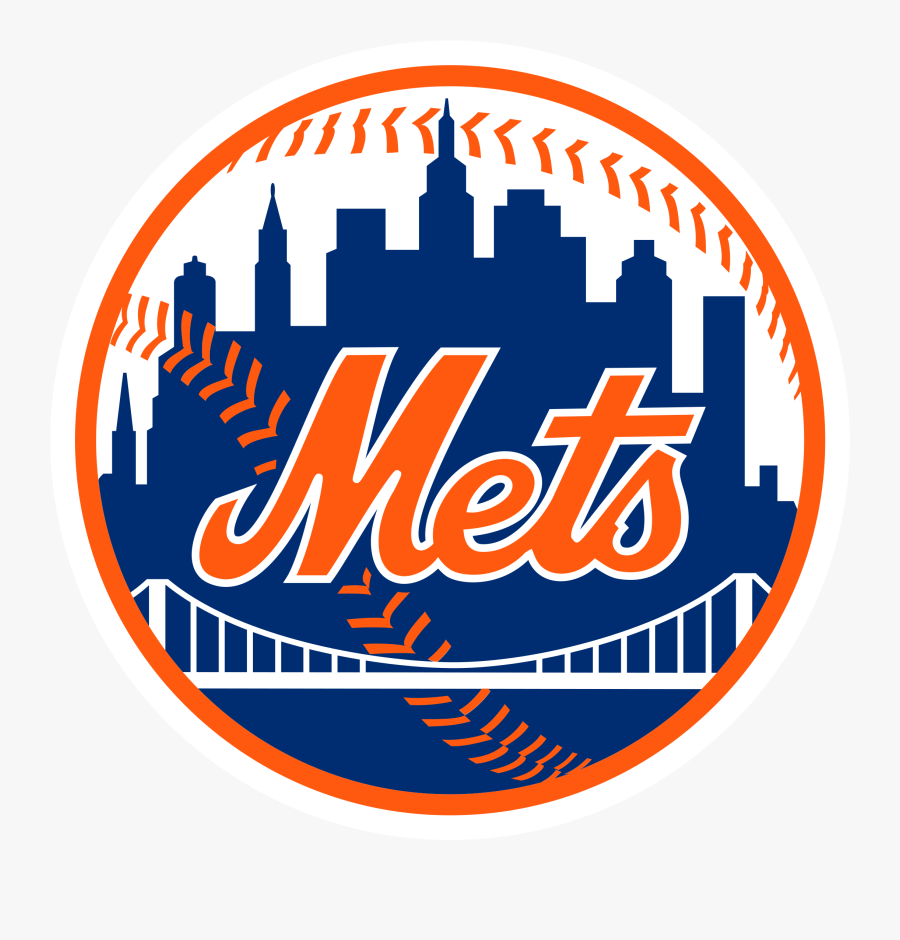 New York Mets Logo Transparent - Ny Mets Logo, Transparent Clipart