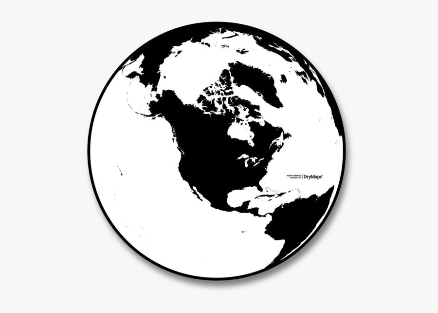 North America - World North America, Transparent Clipart