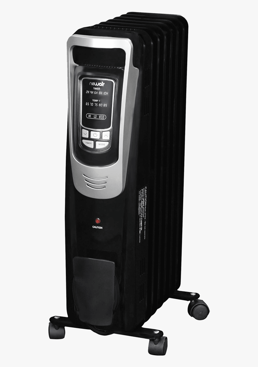 Space Heater Png Picture Newair Ah 450b Electric Oil Filled Space Heater Amazon Free Transparent Clipart Clipartkey
