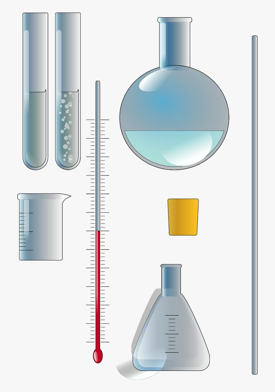 Chemistry Clip Art, Transparent Clipart