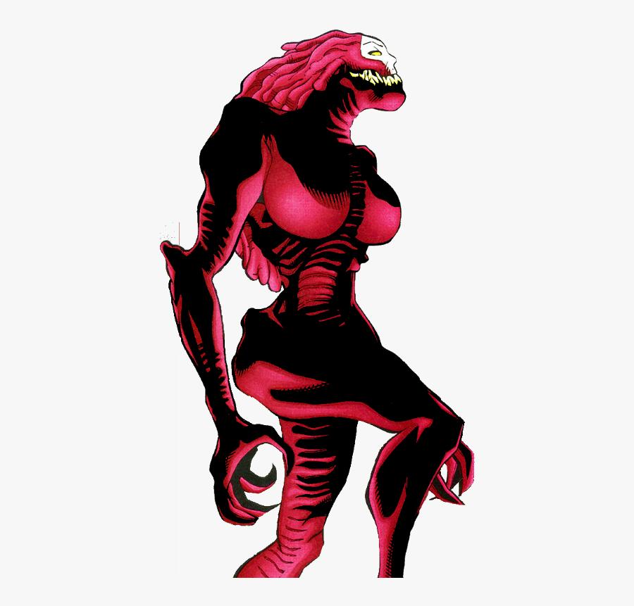 Marvel Database - Big Mother Marvel, Transparent Clipart