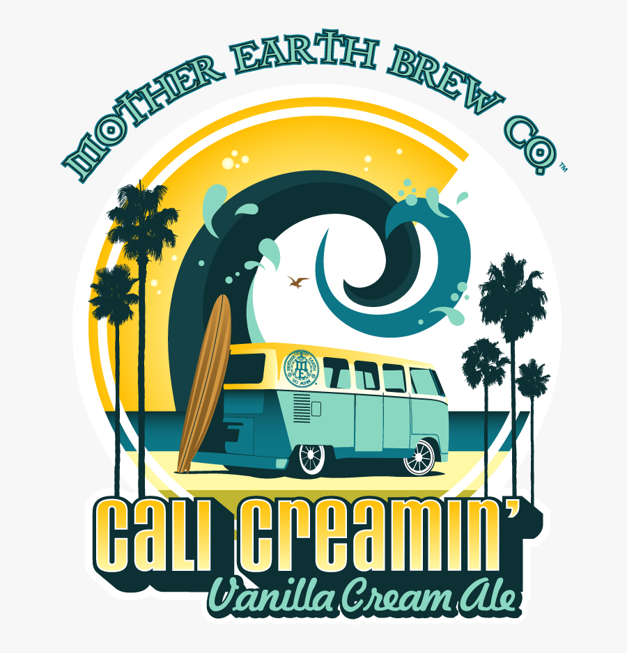 Mother Earth Cali - Mother Earth Cali Creamin Nitro, Transparent Clipart