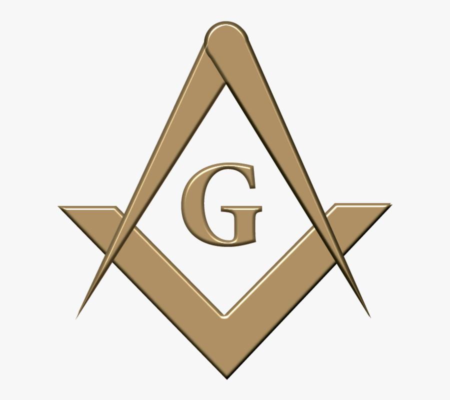 Mason Symbol Without G, Transparent Clipart
