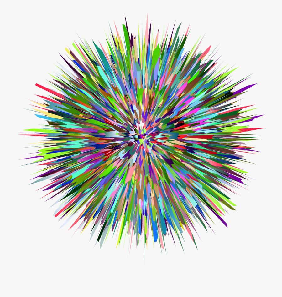 Chromaburst Big Image Png - Graphic Design, Transparent Clipart
