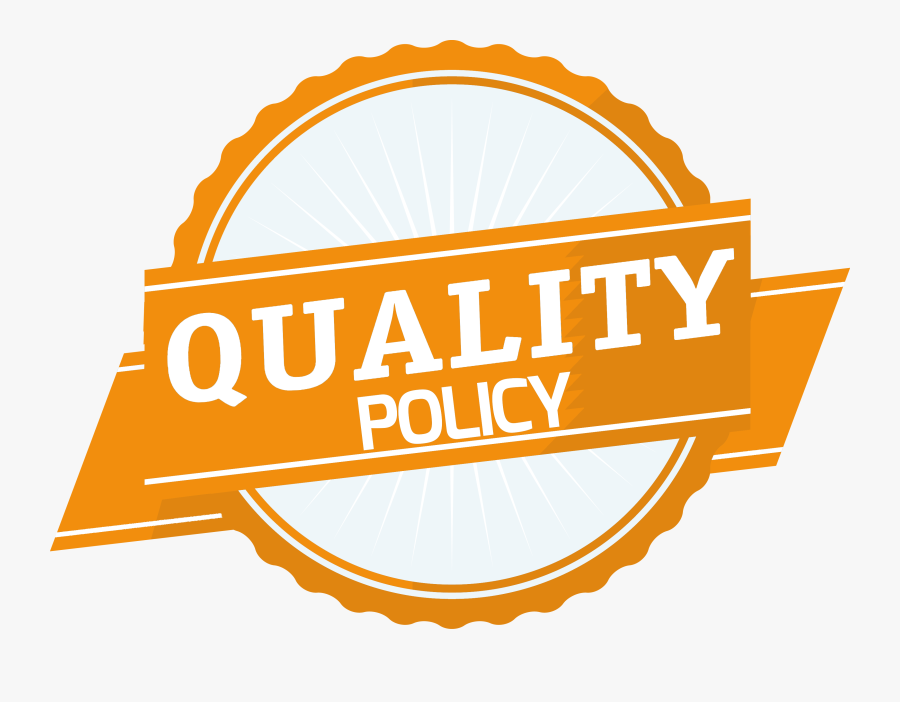 Transparent Policy Png - Quality Policy, Transparent Clipart