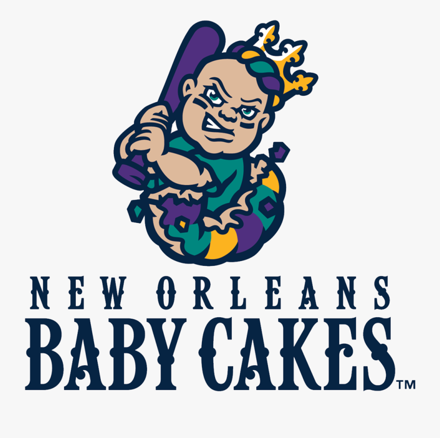 New Orleans Baby Cakes Vs Omaha, Transparent Clipart