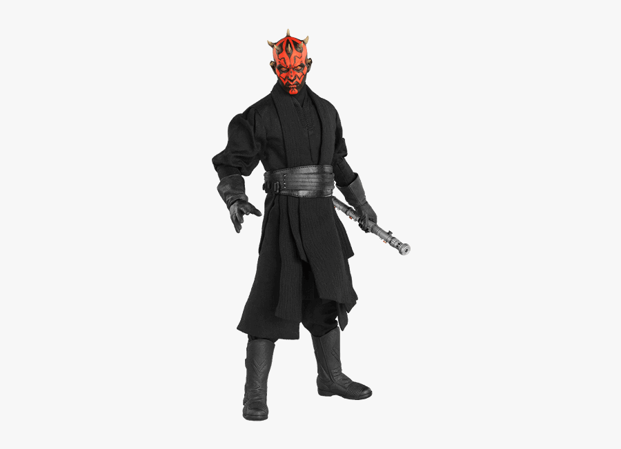 Darth Maul Star Wars Png, Transparent Clipart
