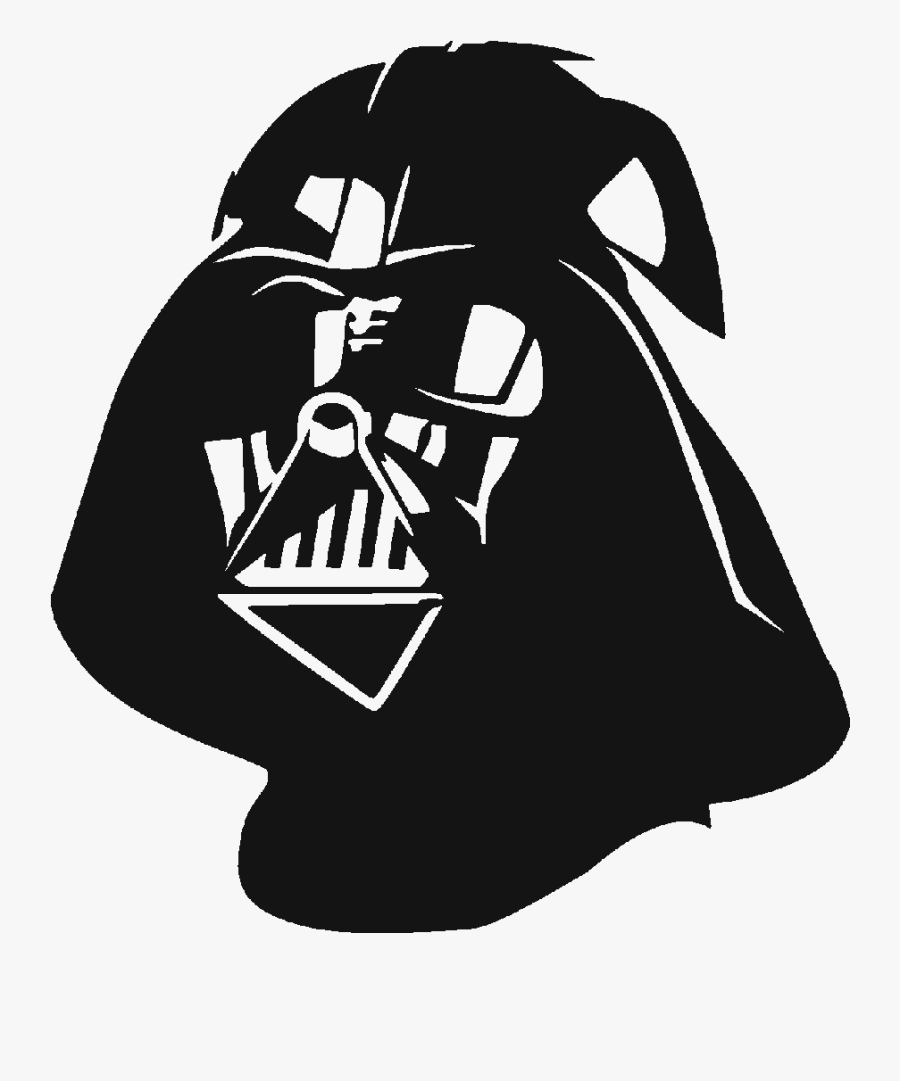 Anakin Skywalker Stormtrooper Boba Fett Wall Decal - Star Wars Sith Stickers, Transparent Clipart