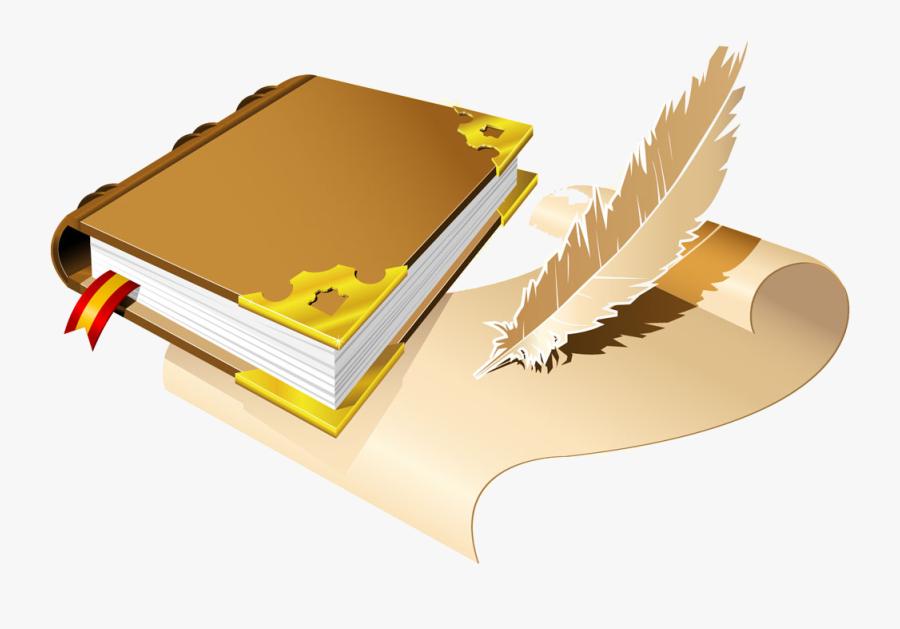 Magical Clipart Magic Book - Transparent Magical Book Png, Transparent Clipart