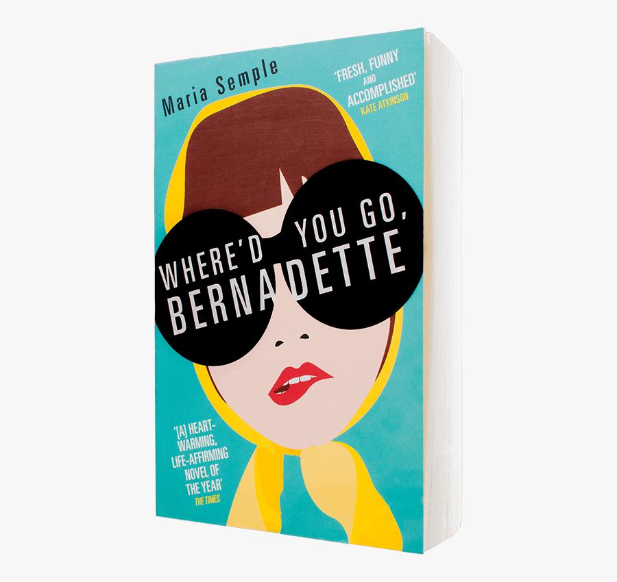 Where D You Go - D You Go Bernadette Cover, Transparent Clipart