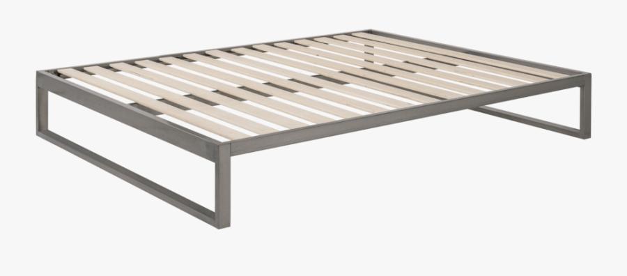 Welded Platform Bed Frame, Transparent Clipart
