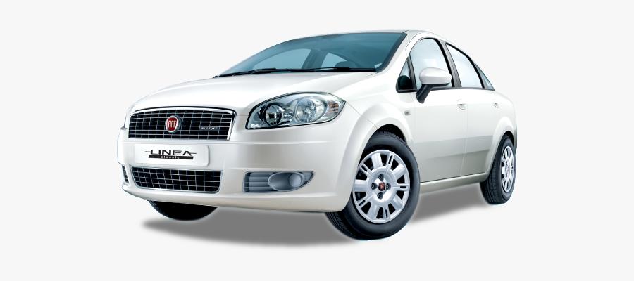 Transparent Clipart Image Fiat Linea Car Png Image - Fiat Linea Price In India 2019, Transparent Clipart