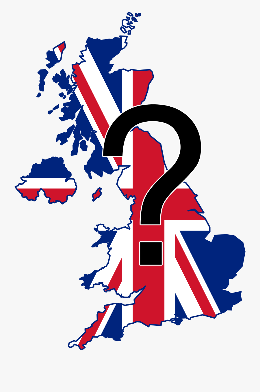 To Get Our Future Posts About Startup Related Finances, - United Kingdom Map Flag, Transparent Clipart