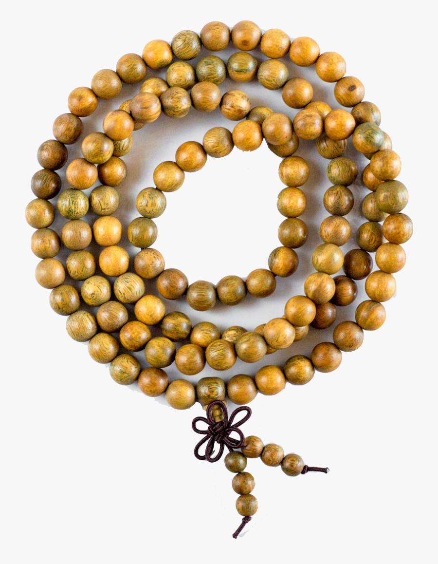 Clip Art Buddhist Rosary - Buddhist Prayer Beads, Transparent Clipart