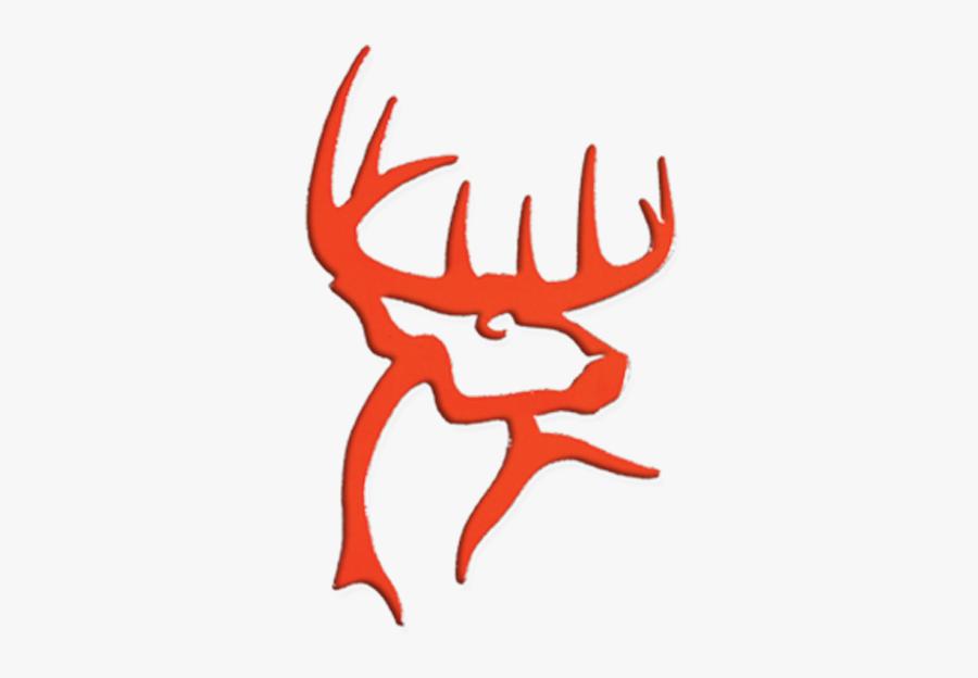 Deer Logo Buck - Buck Commander Logo, Transparent Clipart
