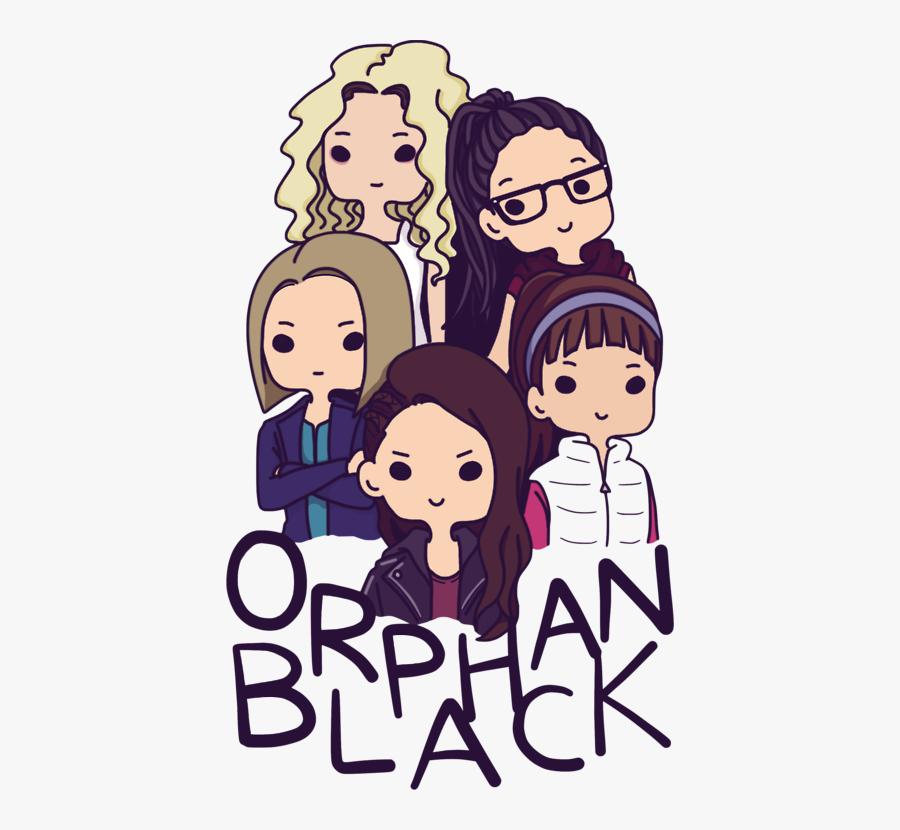 Clip Art Greys Anatomy Papel De Parede - Fanart Orphan Black, Transparent Clipart