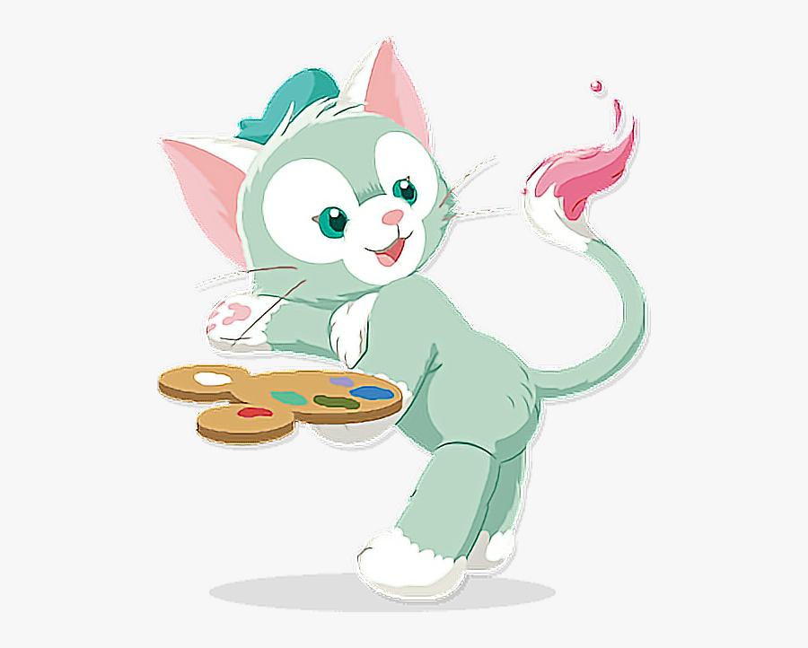 Cute Gelatoni Cat Meow Duffy Disney Drawing Gelatoni Disney Free Transparent Clipart Clipartkey,Patty Pan Squash