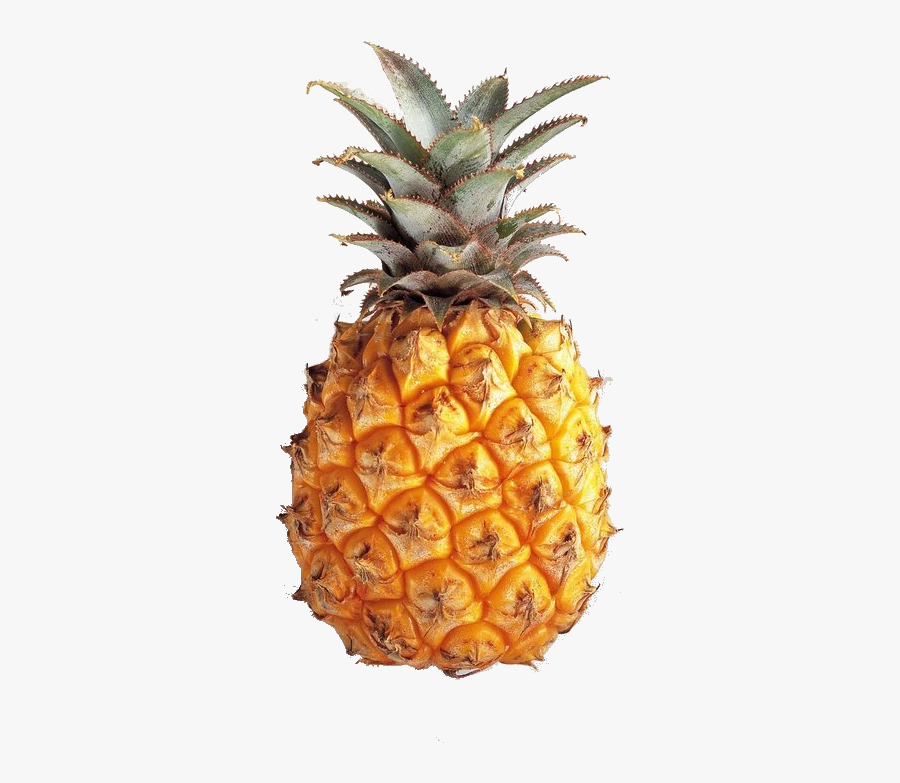 Transparent Pineapple Tumblr - Pineapple Transparent, Transparent Clipart