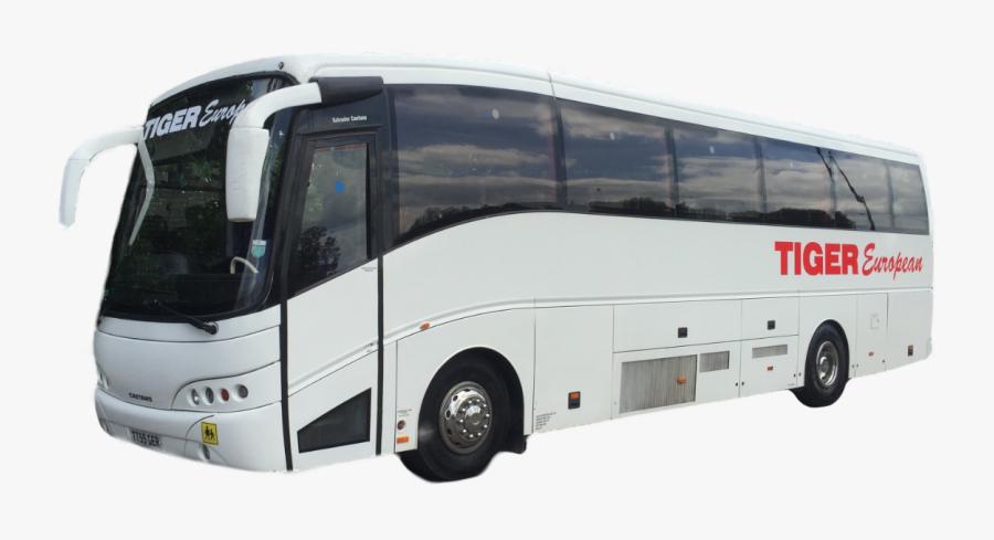 Transparent Tourbus Clipart - Tour Bus Service, Transparent Clipart